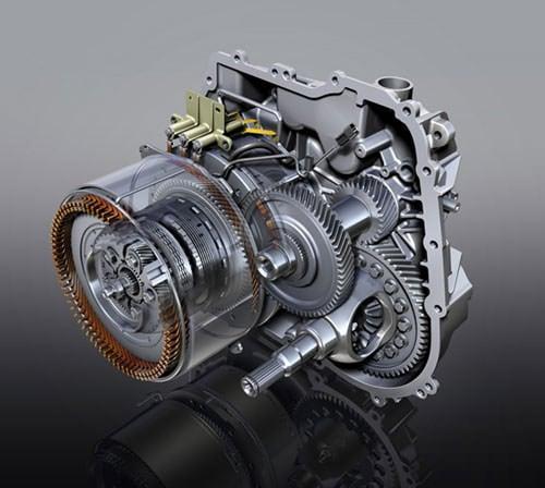 2010年款雪弗兰沃蓝达变速器