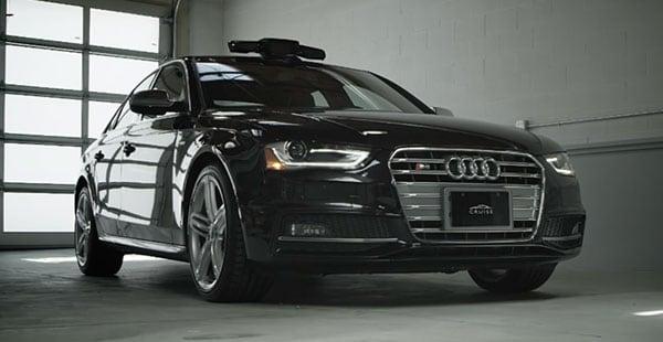 Audi S4车型加装Cruise Automation自动驾驶装置