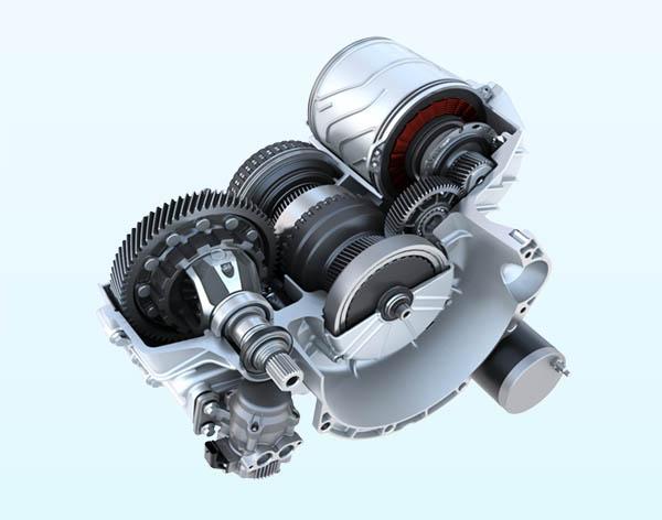 AVL公司混动变速器 Future Hybrid 7 Mode