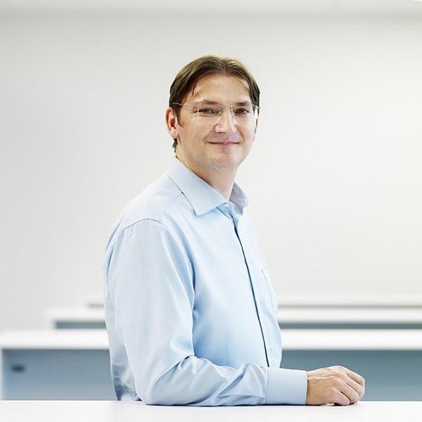 大众数字化部门总监Johann Jungwirth