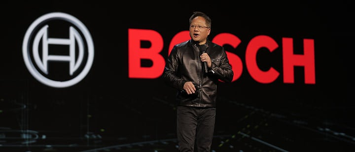 NVIDIA公司总裁Jen-Hsun Huang