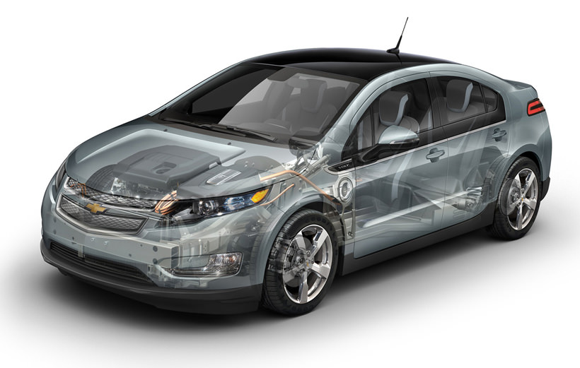 2012年雪佛兰沃蓝达车型
