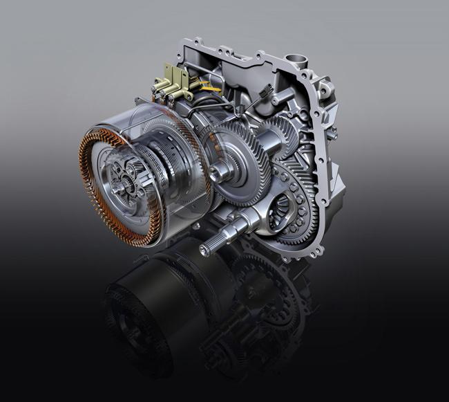 通用公司4ET50变速器