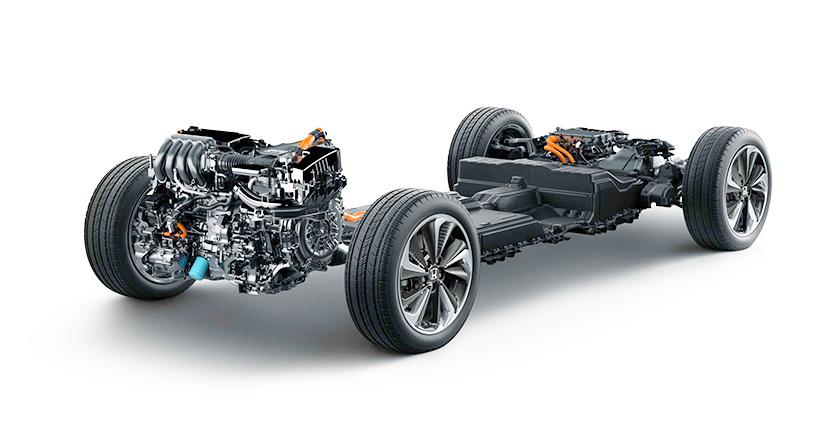本田 Clarity 插电式混合动力车型